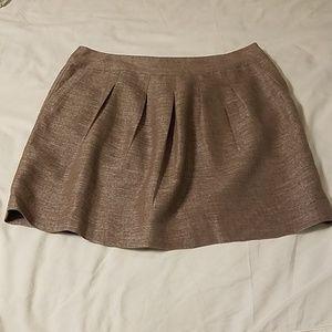 Ann Taylor Linen Blend Skirt